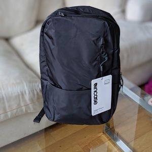 NWT INCASE Compass Backpack w/ Flight Nylon Black